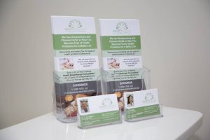 Emperors acupuncture brochures