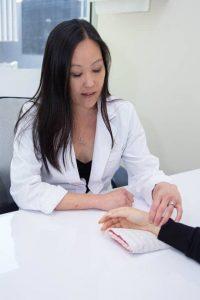 Sandra Wu pulse